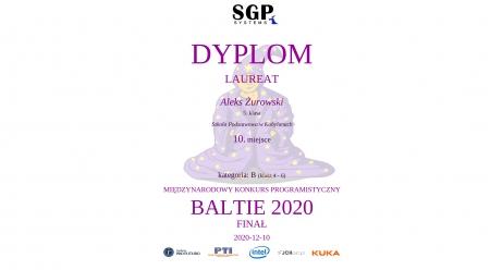 BALITE 2020